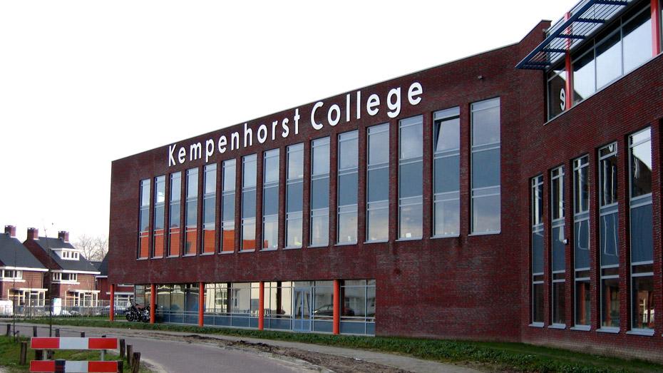 Kempenhorst College - Welkom bij de Vries Projekt Design